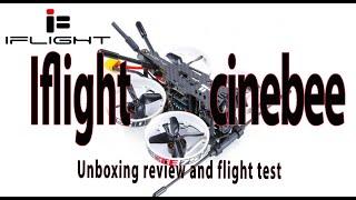 IFlight Cinebee Hybrid 4K 75mm F4 Whoop FPV Racing Drone PNP