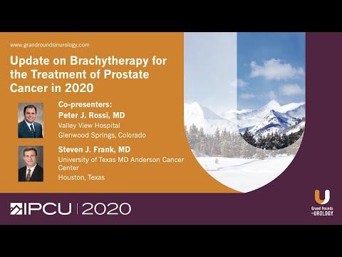 Brachyterapia w raku stecza 2020