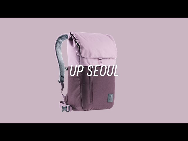 Видео Рюкзак Deuter UP Seoul (black)