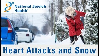 How to Prevent a Heart Attack when Shoveling Snow