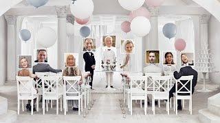 فيديو شركة (إيكيا) تطلق خدمة منح زفاف افتراضي الأولى من نوعها في العالم