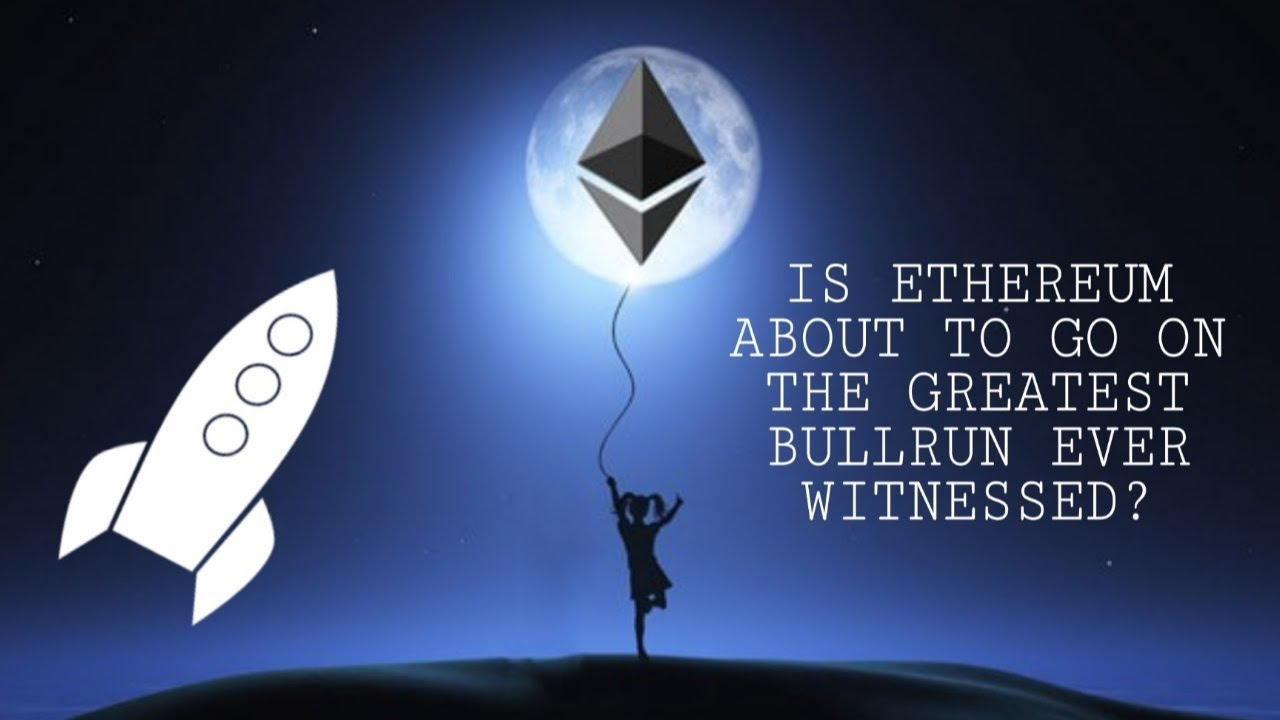 Is Ethereum about to go on the greatest bullrun we have ever seen? +Fundamental analysis