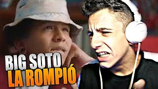 BIG SOTO La Rompió 🔥 (REACCIÓ) Matt Hunter, GASHI, Big Soto   Problemas