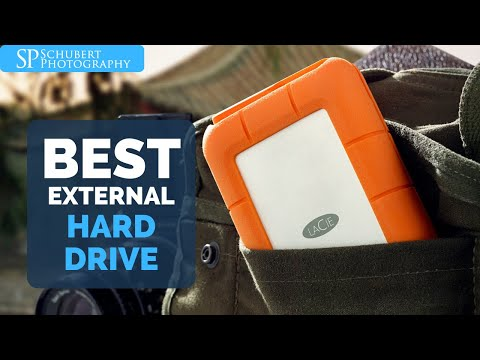 Best External Hard Drive For Photographers: LaCie Thunderbolt