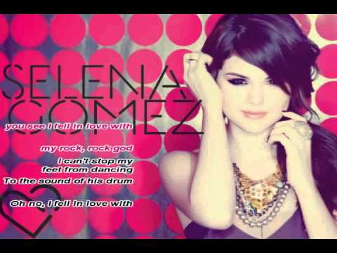 Selena Gomez - Rock God [Karaoke/Instrumental] With Lyrics