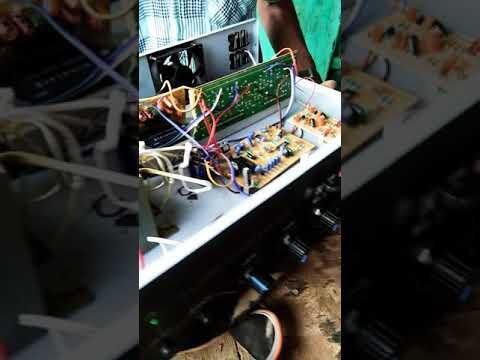 STK chipset replacement (STK 4141 ii) - смотреть онлайн на