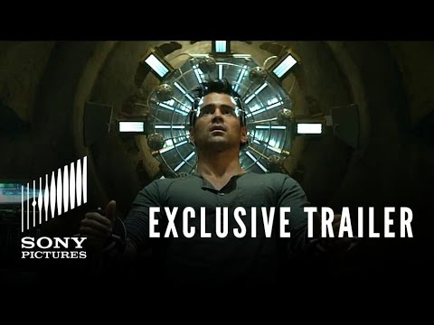 TOTAL RECALL - World Trailer Premiere - This Sunday