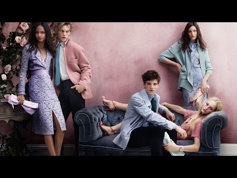Commercial for Burberry Prorsum (2014) (Television Commercial)