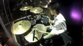 "Chris Tomlin ""Sing Sing Sing"" Drum Cover"