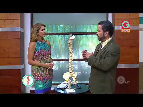 Osteocondrosis del vértigo cuello