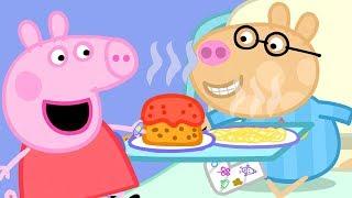 Peppa Pig English Episodes | Peppa Pig Visits Pedro | Peppa Pig Official