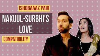 Shivaay and Anika of Ishqbaaz take the Ultimate Compatibility Test