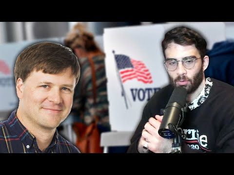 HASANABI AND RYAN GRIM DISCUSS THE ELECTION W/ 200K PEOPLE