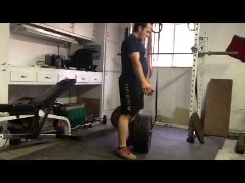 How I used strongman training to recharge my stale workouts
