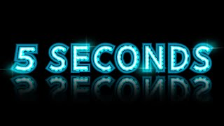 What Will Happen In the Next 5 Seconds