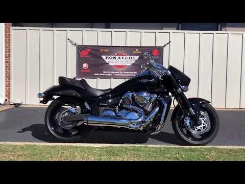 2011 Suzuki Boulevard M109R Limited Edition in Greenville, North Carolina - Video 1