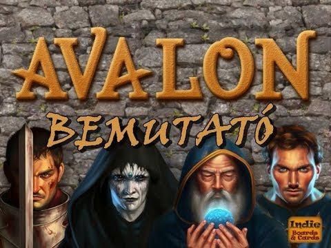 Avalon - társasjáték bemutató - Jatszma.ro