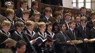 Der große Auftritt | Euromaxx direkt - Der Thomanerchor in Leipzig