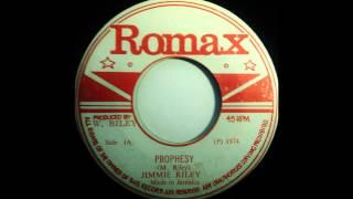 JIMMY RILEY – Prophesy [1974]