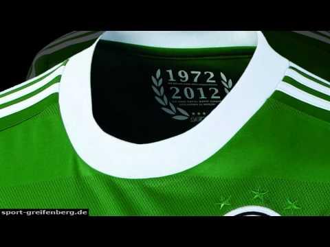 Adidas DFB Trikot EM 2012 Away