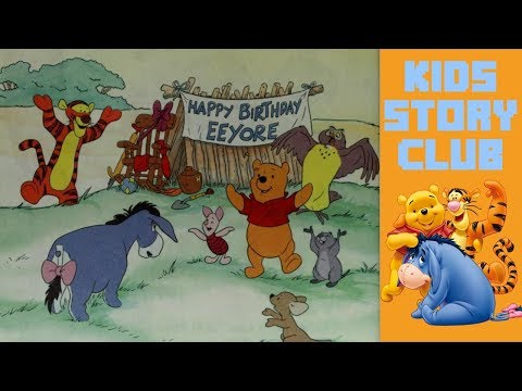 Pooh Plans A Party | Winnie The Pooh First Reader Read Aloud