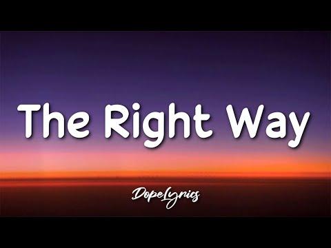 JANUS - The Right Way (remix)(Lyrics) 🎵