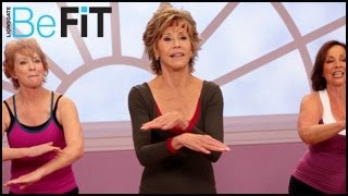Fat-Burning Cardio Dance Workout: Jane Fonda - Doo-Wop by BeFiT
