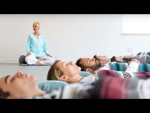 iRest Yoga Nidra Meditation Teacher Training - YouTube