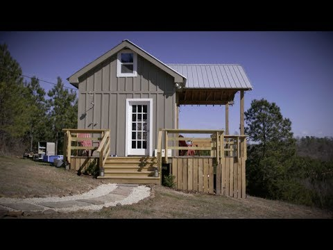 The University of Alabama: Fayette Tiny House Project (2018)