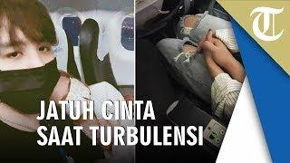 Dua Penumpang Saling Jatuh Cinta Gara-gara Turbulensi di Pesawat
