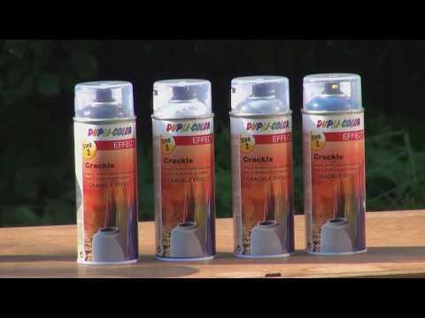 DUPLI-COLOR Crackle Effect Spray | BAUHAUS