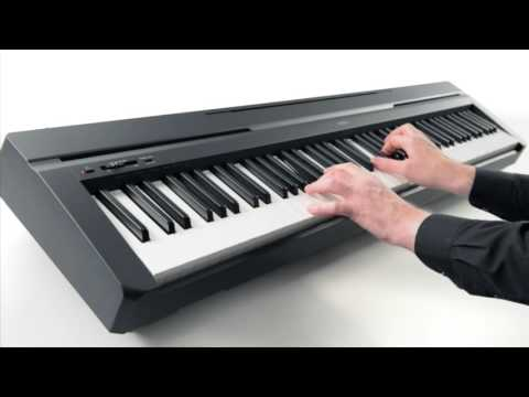 Yamaha P-45 Digital Piano Overview