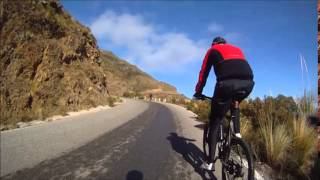 preview picture of video 'OCCC Merlo - Ascenso a la Cordillera de los Comechingones en MTB'