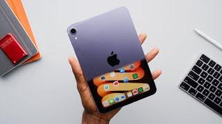 Apple iPad mini (2021) Review: Pocketable Power!