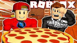 Roblox | MỘT NGÀY LÀM QUẢN LÝ TIỆM BÁNH PIZZA SIÊU CỰC KHỔ - Work at a Pizza Place | KiA Phạm