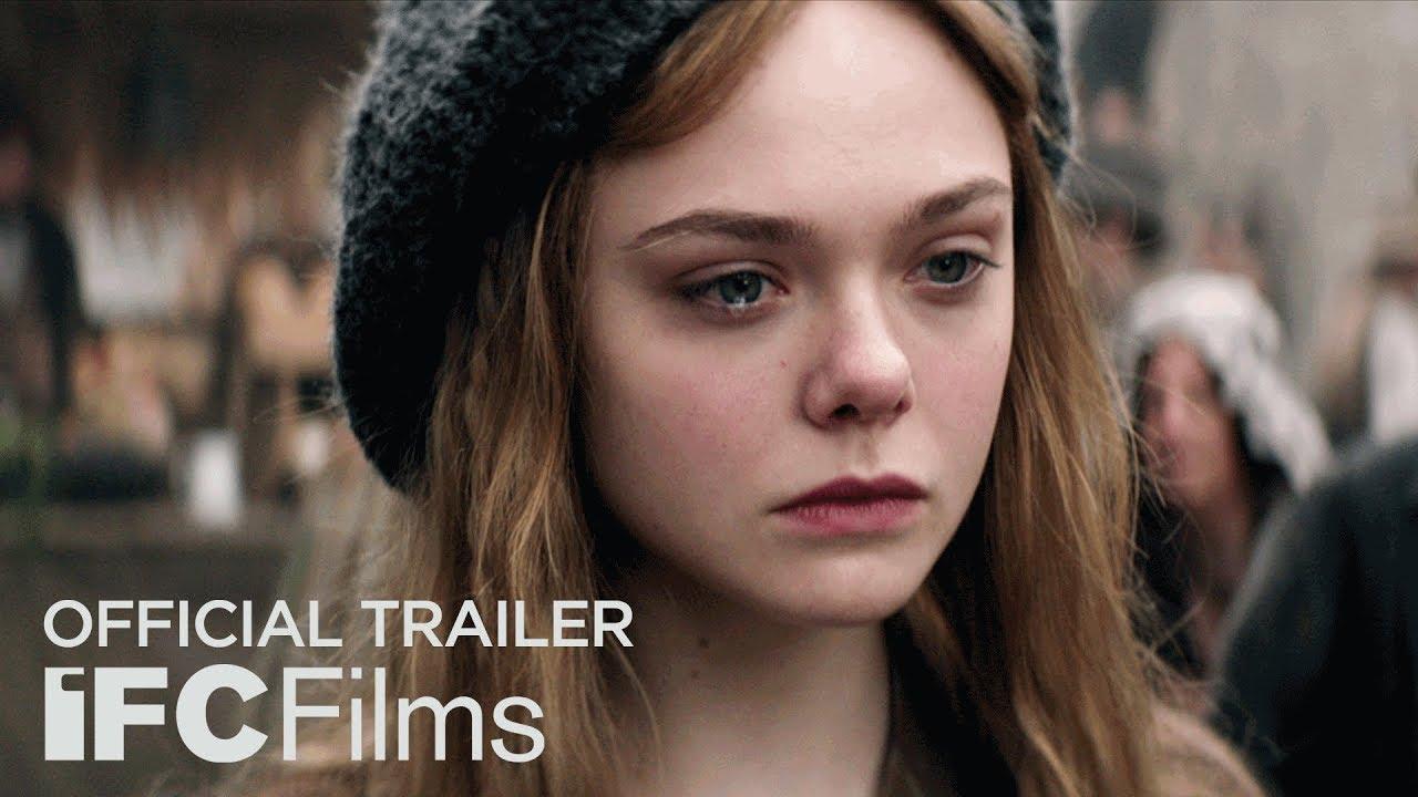 Trailer för Mary Shelley