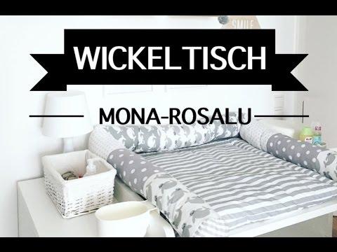 Baby Wickeltisch / Wickelkommode