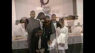 Wood Family Reunion April 22, 2000