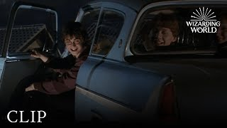A Magical Escape | Harry Potter And The Chamber Of Secrets