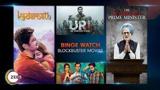 Blockbuster Movies On ZEE5 | 13th - 14th June 2019 | Binge Watch Popular Movies This Weekend
