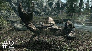 Skyrim: Requiem (слепое прохождение) — Первые смерти. #2