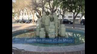 preview picture of video 'Recorrida por Santa Fe Capital, Argentina'