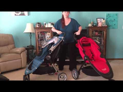 Baby Jogger City Mini vs City Lite