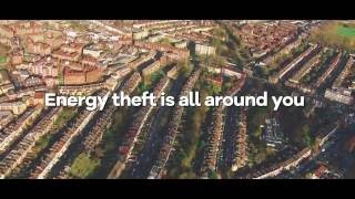 By sharing our video on energy crime in the UK you can