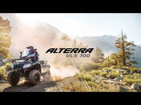 2018 Arctic Cat Alterra VLX 700 in Francis Creek, Wisconsin - Video 1