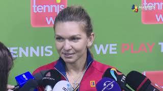 Tenis: Simona Halep, după căsătoria cu Toni Iuruc - A fost o seară de neuitat
