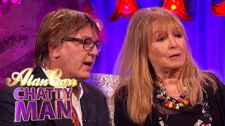 Gogglebox Stars Giles Wood and Mary Killen | Alan Carr: Chatty Man Christmas Special 2017