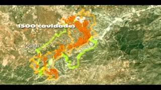 preview picture of video 'Karst en Yeso de Sorbas - La destrucción continua'
