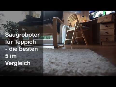 Saugroboter für Teppich ▶️ die besten 5 Staubsauger Roboter für Teppichboden im Vergleich