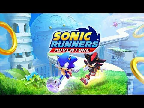 Vidéo Sonic Runners Adventure